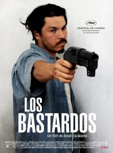 "Affiche du film ""Los Bastardos"""