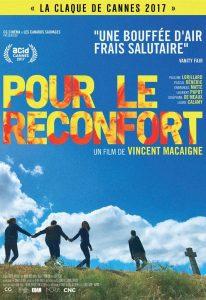 """Affiche du film """"Pour le réconfort"""""""