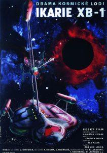 """Affiche du film """"Ikarie XB-1"""""""