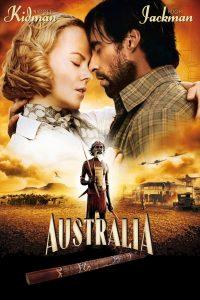 """Affiche du film """"Australia"""""""
