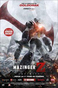 "Affiche du film ""Mazinger Z"""