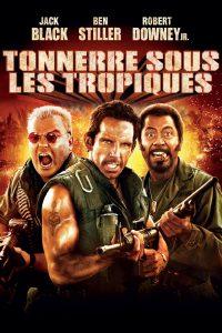 """Affiche du film """"Tonnerre sous les tropiques"""""""