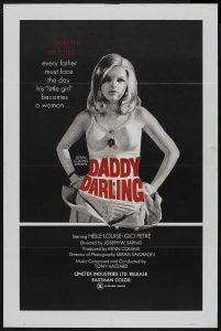 """Affiche du film """"Daddy, Darling"""""""