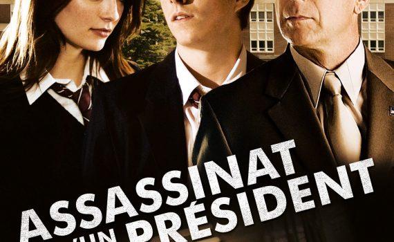 """Affiche du film """"Assassinat d'un Président"""""""