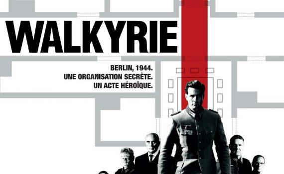 """Affiche du film """"Walkyrie"""""""