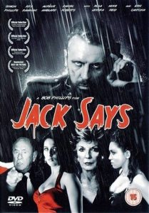 """Affiche du film """"Jack Says"""""""