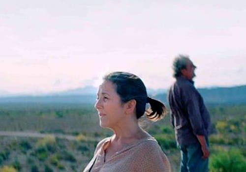 """Affiche du film """"La Fiancée du désert"""""""