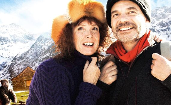 """Affiche du film """"Le voyage aux Pyrénées"""""""