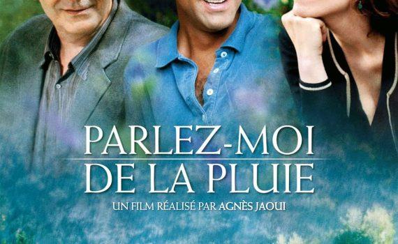 """Affiche du film """"Parlez-moi de la pluie"""""""
