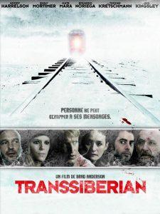 """Affiche du film """"Transsiberian"""""""