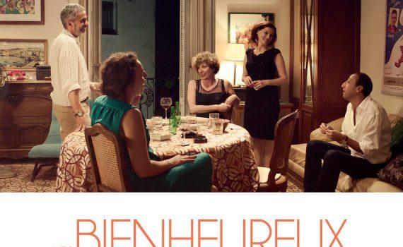 """Affiche du film """"Les Bienheureux"""""""
