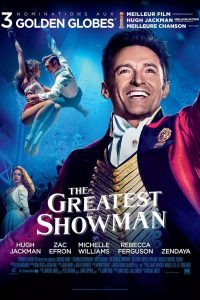 """Affiche du film """"The Greatest Showman"""""""