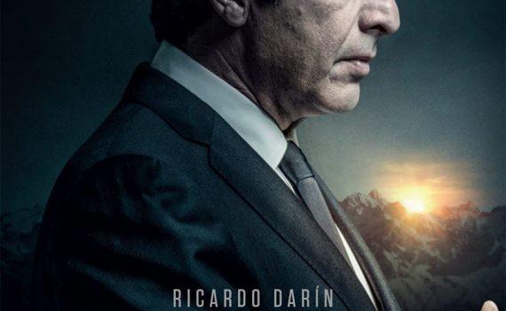 "Affiche du film ""El Presidente"""