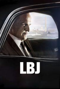 "Affiche du film ""LBJ"""
