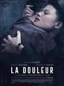 """Affiche du film """"La Douleur"""""""