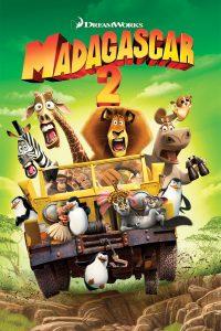 """Affiche du film """"Madagascar 2"""""""