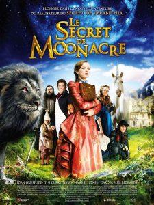 """Affiche du film """"Le secret de Moonacre"""""""