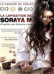 """Affiche du film """"La Lapidation de Soraya M."""""""
