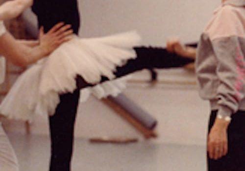 """Affiche du film """"Ballet"""""""