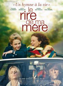 """Affiche du film """"Le Rire de ma mère"""""""