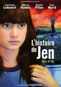 """Affiche du film """"L'Histoire de Jen"""""""