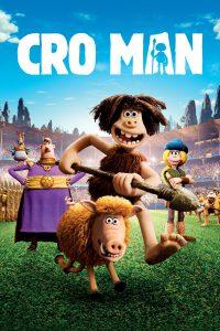 "Affiche du film ""Cro Man"""