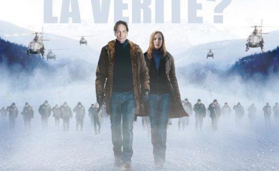 """Affiche du film """"The X-Files : Régénération"""""""