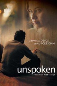 "Affiche du film ""Unspoken"""