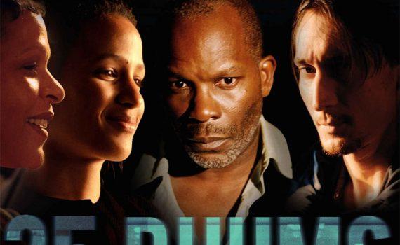 "Affiche du film ""35 Rhums"""