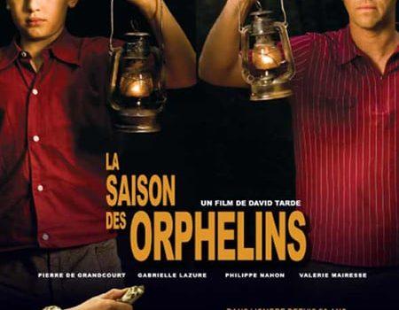 """Affiche du film """"La Saison des orphelins"""""""