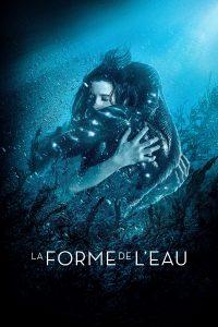 """Affiche du film """"La Forme de l'eau"""""""