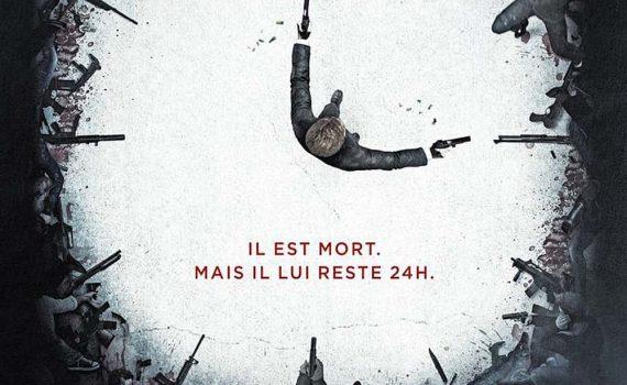 """Affiche du film """"24H Limit"""""""