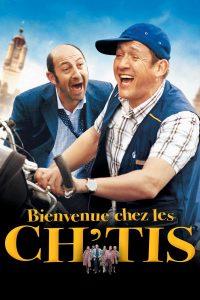 """Affiche du film """"Bienvenue chez les Ch'tis"""""""