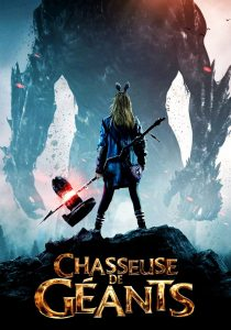 """Affiche du film """"Chasseuse de géants"""""""
