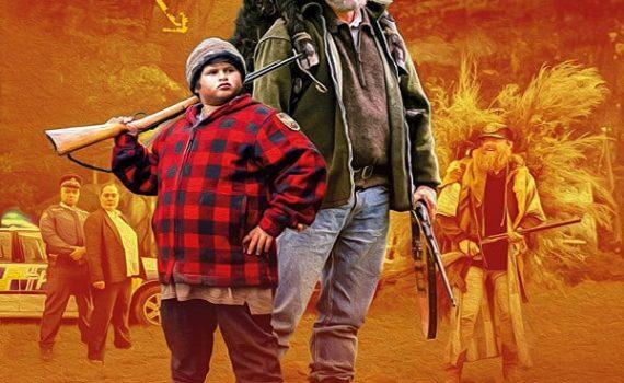 """Affiche du film """"À la poursuite de Ricky Baker"""""""