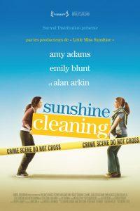 "Affiche du film ""Sunshine Cleaning"""