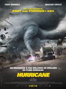 "Affiche du film ""Hurricane"""