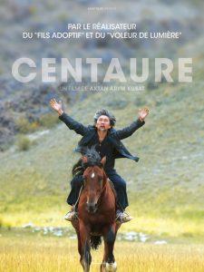 """Affiche du film """"Centaure"""""""