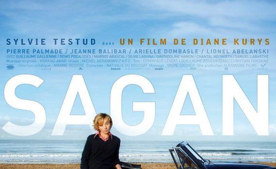 """Affiche du film """"Sagan"""""""