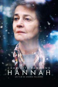 """Affiche du film """"Hannah"""""""