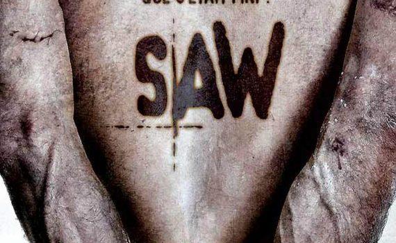 """Affiche du film """"Saw V"""""""