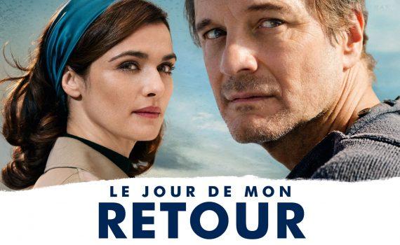 """Affiche du film """"Le jour de mon retour"""""""