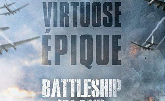"""Affiche du film """"Battleship Island"""""""