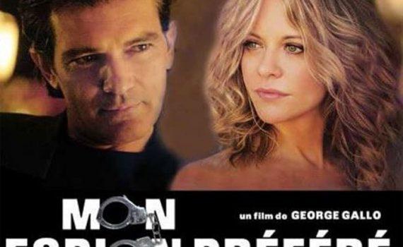 """Affiche du film """"Mon espion préféré"""""""