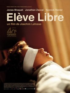 """Affiche du film """"Élève libre"""""""