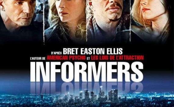 "Affiche du film ""Informers"""