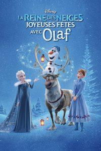 """Affiche du film """"La Reine des Neiges : Joyeuses fêtes avec Olaf"""""""