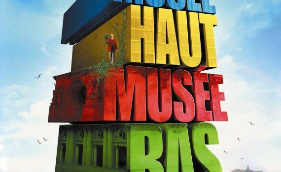 """Affiche du film """"Musée haut, musée bas"""""""