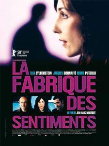 """Affiche du film """"La Fabrique des sentiments"""""""