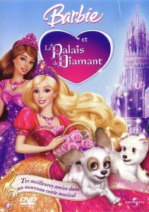 """Affiche du film """"Barbie et le Palais de diamant"""""""